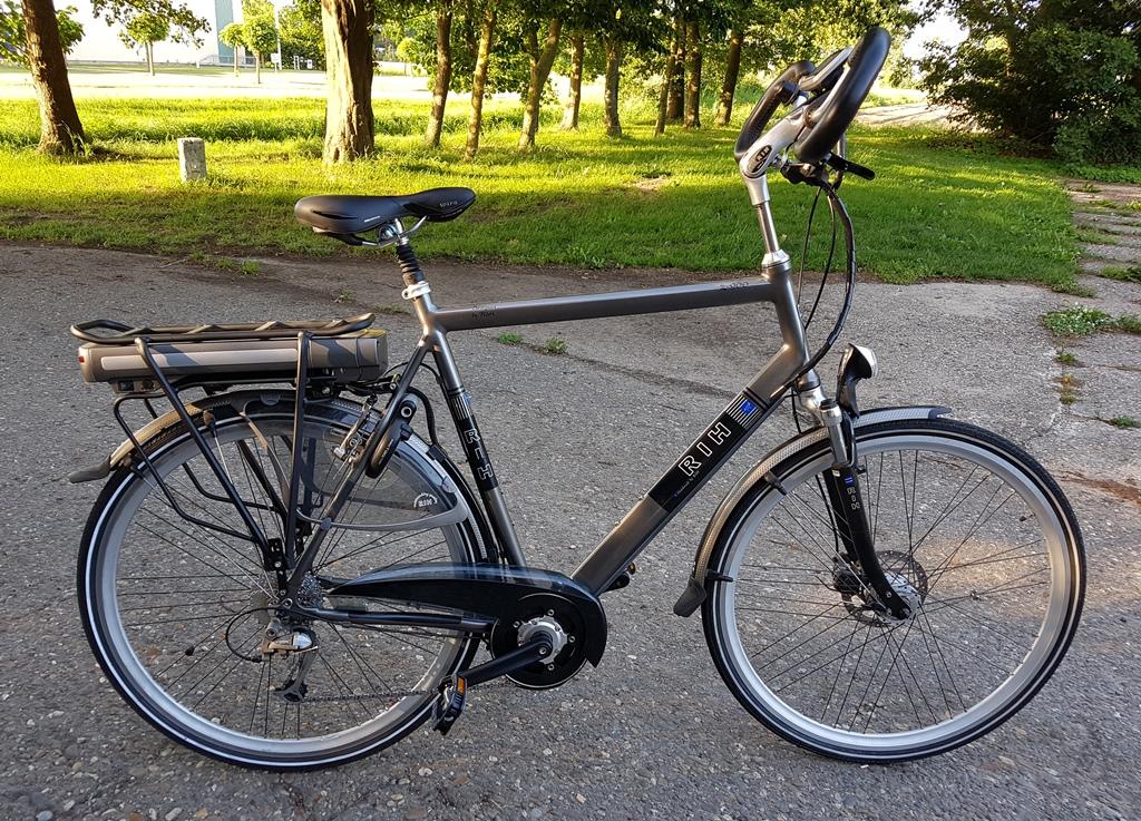 uniek RIH z900 65 cm ebike 612 wh €1995