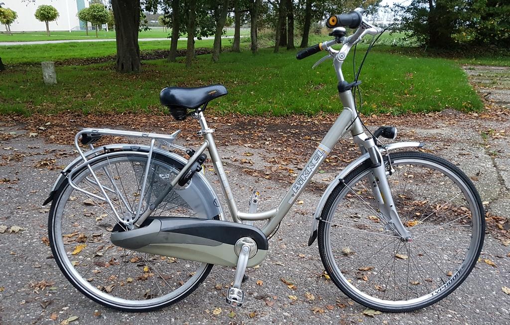 Bikkel ibee T7 49 cm €295