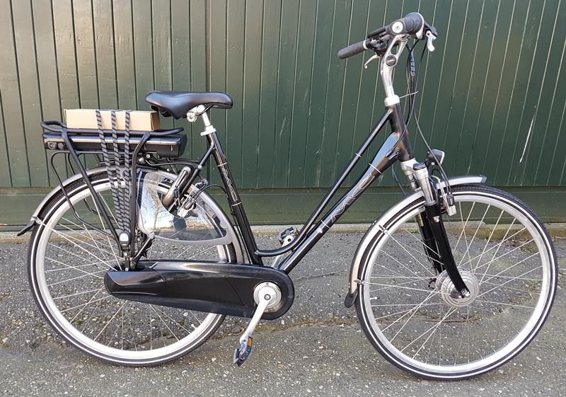 ebike multicycle mature N8 premium 57 cm €1295