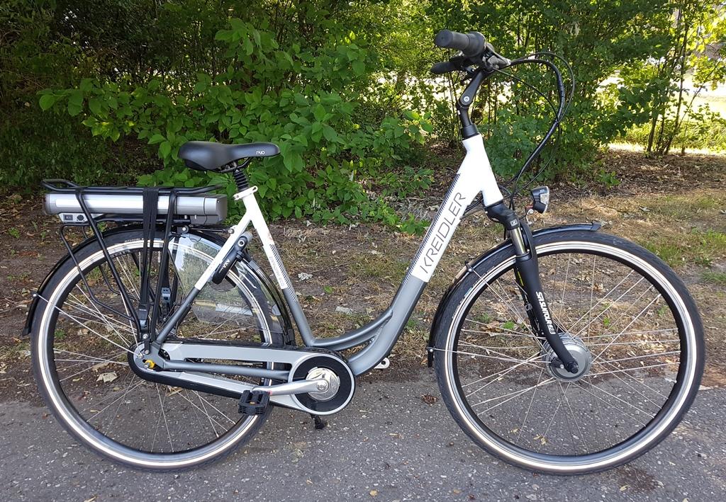 nieuwe ebike kreidler Zaandam eco N7 50 cm€1595