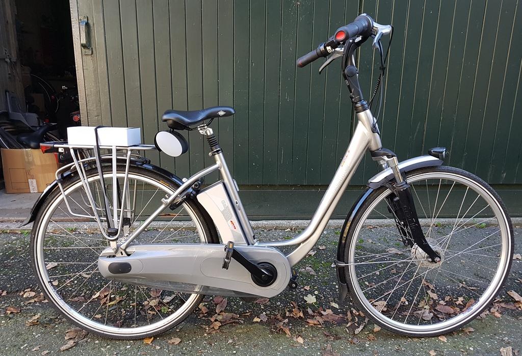 gazelle e-liner impulse middenmotor 49 cm €950