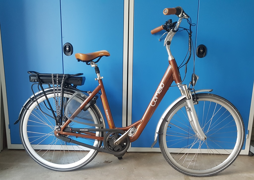 ebike camelo superior N8 57 cm €950