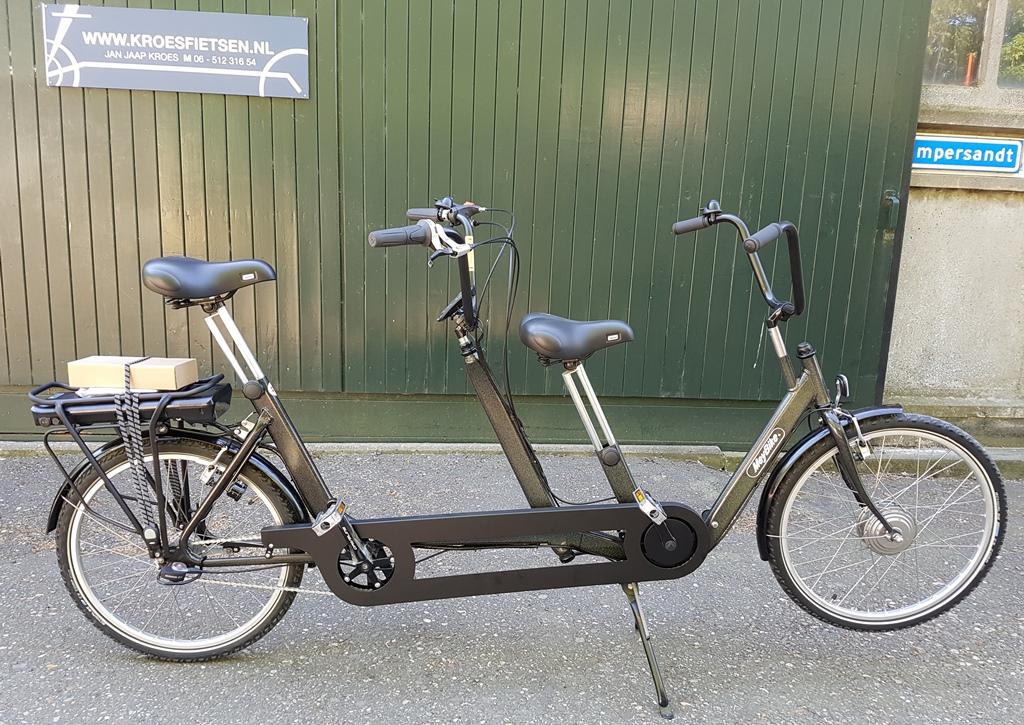 meybike ebike co-piloot tandem €2200
