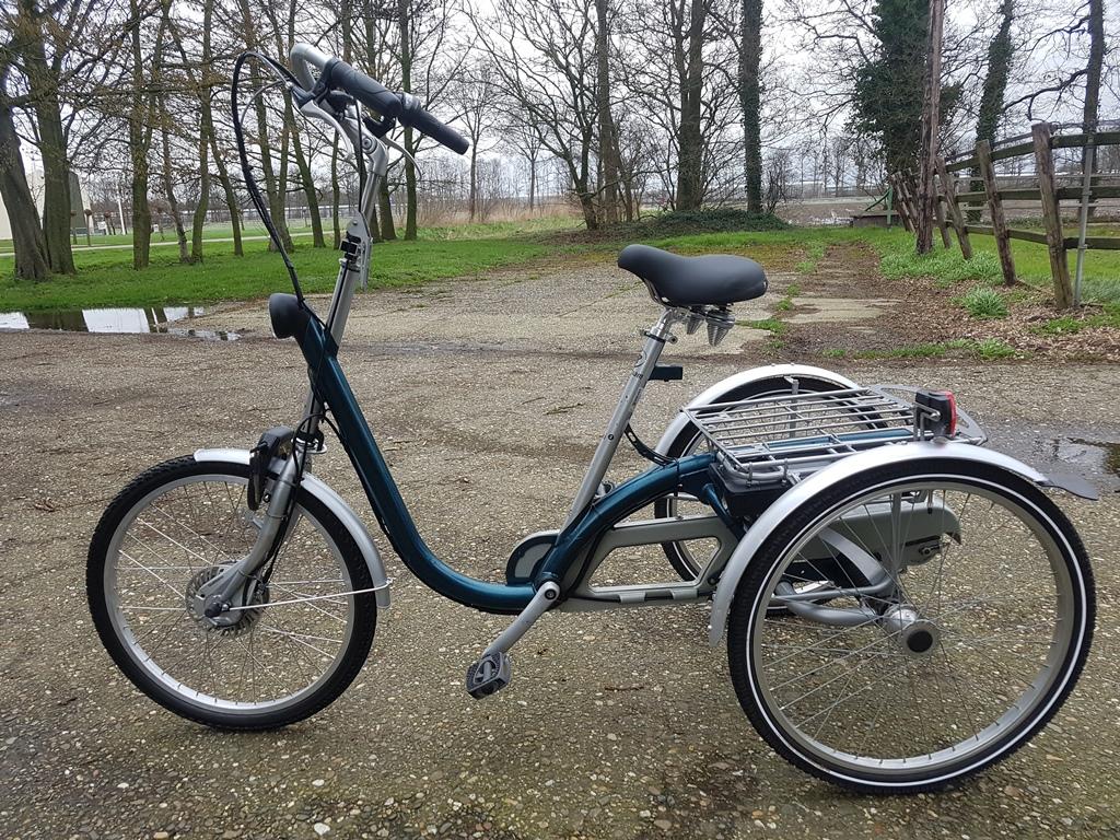 elektrisch van Raam maxi 2 driewieler €1995