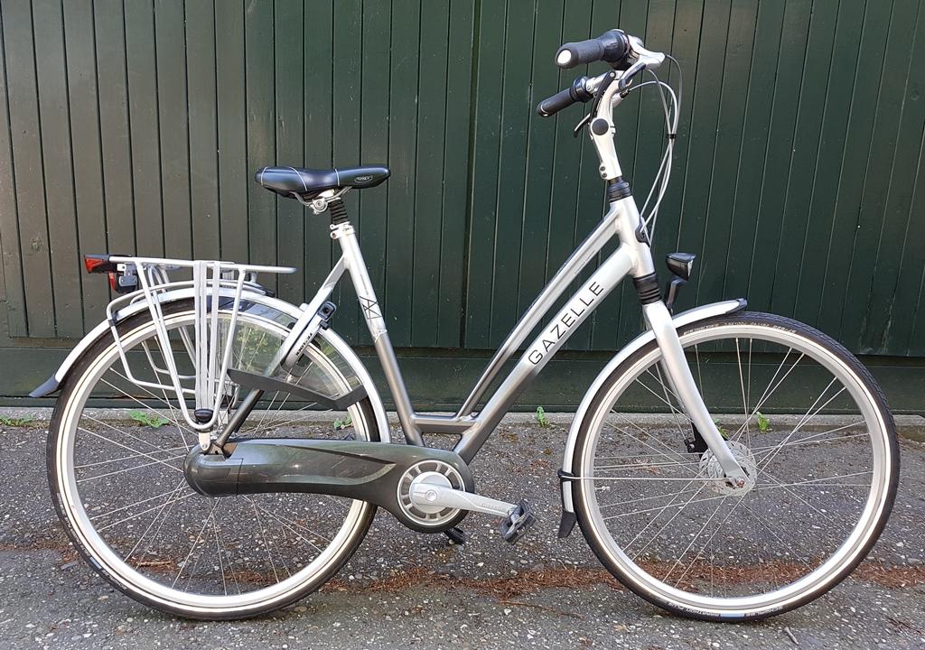 gazelle Chamonix comfort N8 57 cm €495