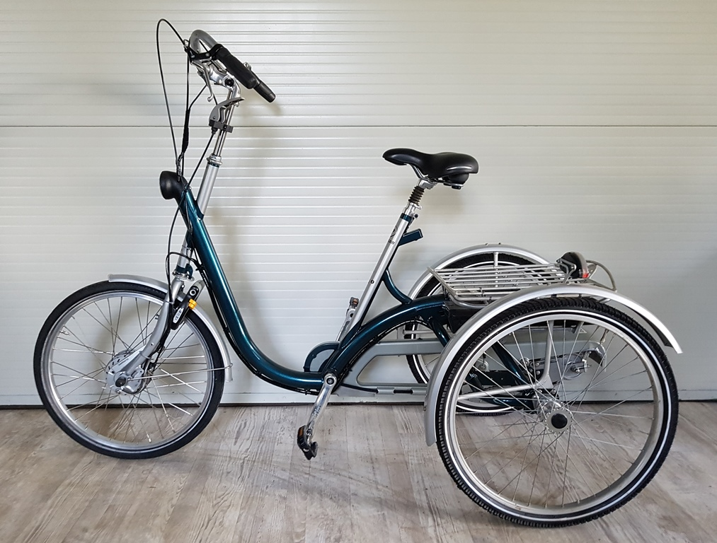 van raam driewieler elektrisch 396 wh €1795