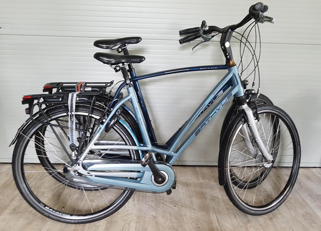 set Batavus san remo N8 D55 H61 cm €899