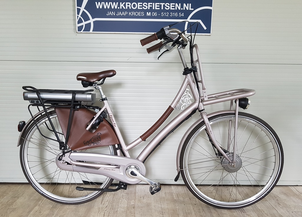 nieuwe ebike sparta country tour N7 53 cn €1449