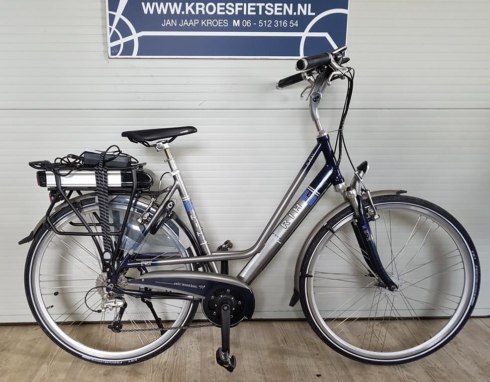 RIH z800 ebike met middenmotor €1350