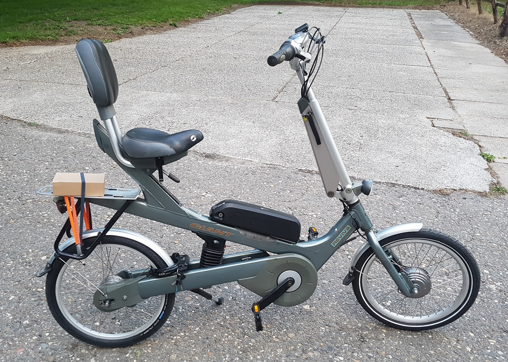 ebike giant revive comfort N8 522 wh €1475