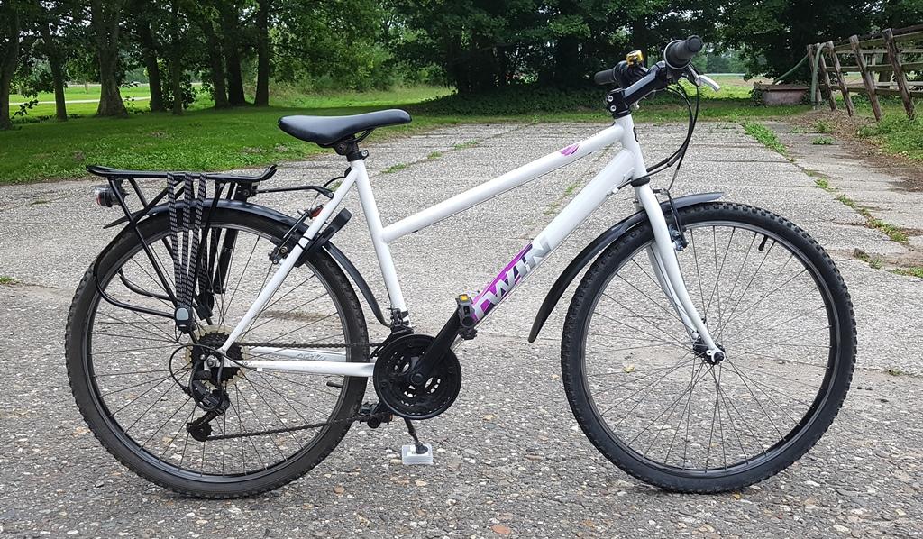MTB b-twin rock rider 300  T21 26 inch €145