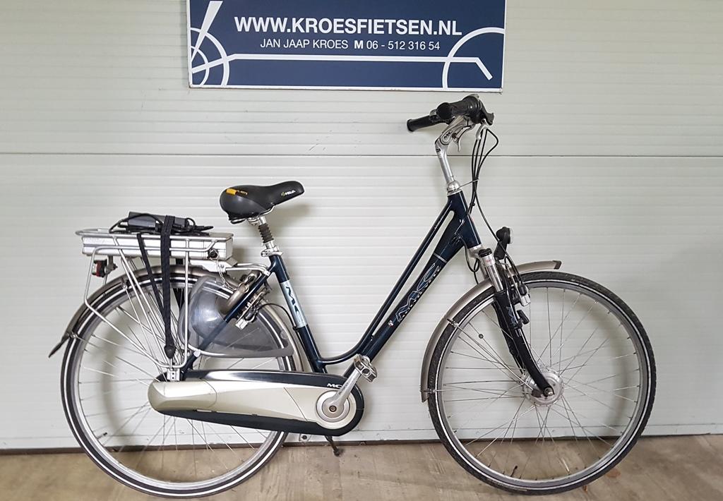 multicycle mature A8 49 cm nieuwe accu 14 ah €749